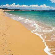 Sand, Strand, Entspannung, Loslassen, Urlaub, Meer