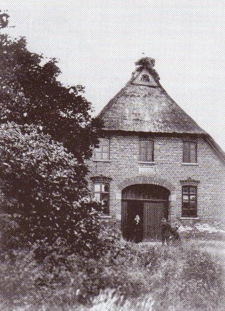 Bauernhof von Familie Wohlers