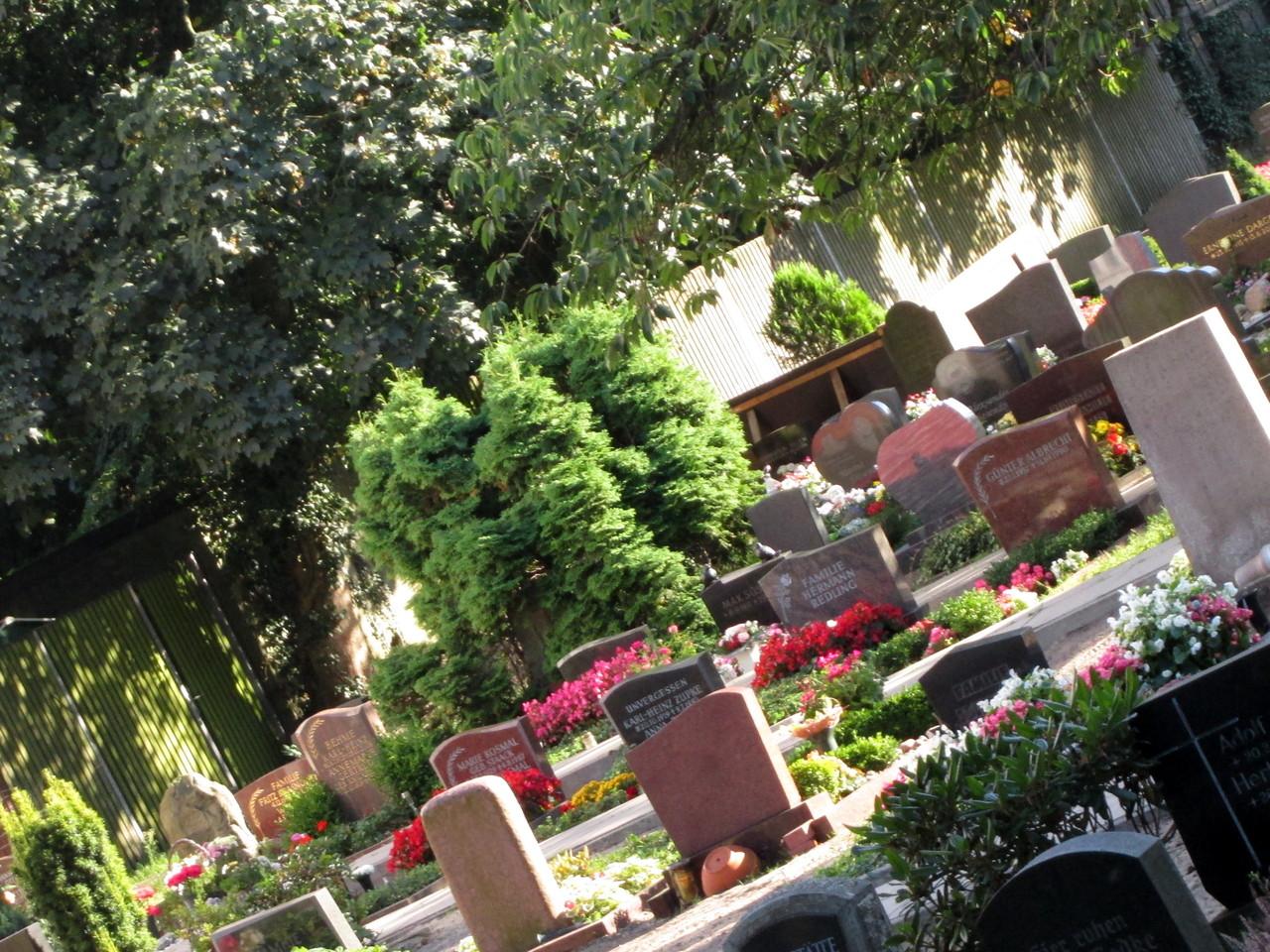 Friedhof Oslebshausen