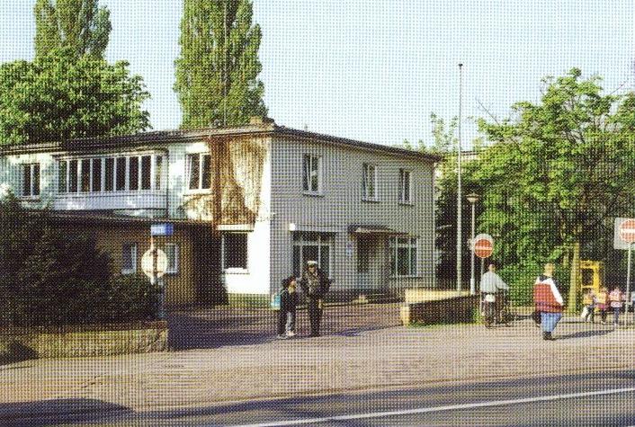 Polizeiwache ab 1964