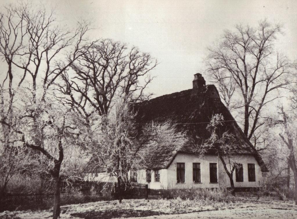 """An der Brakkuhle 5"", Hasselberg-Humann-Haus, 1928"