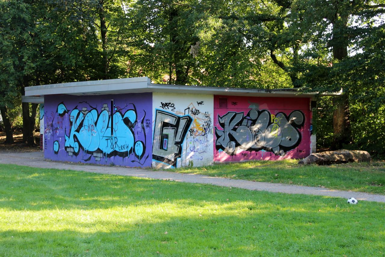 Spielhaus Bexhöveder Straße