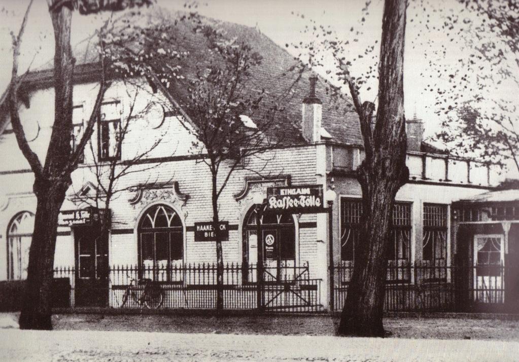 Café Tölle, 1935