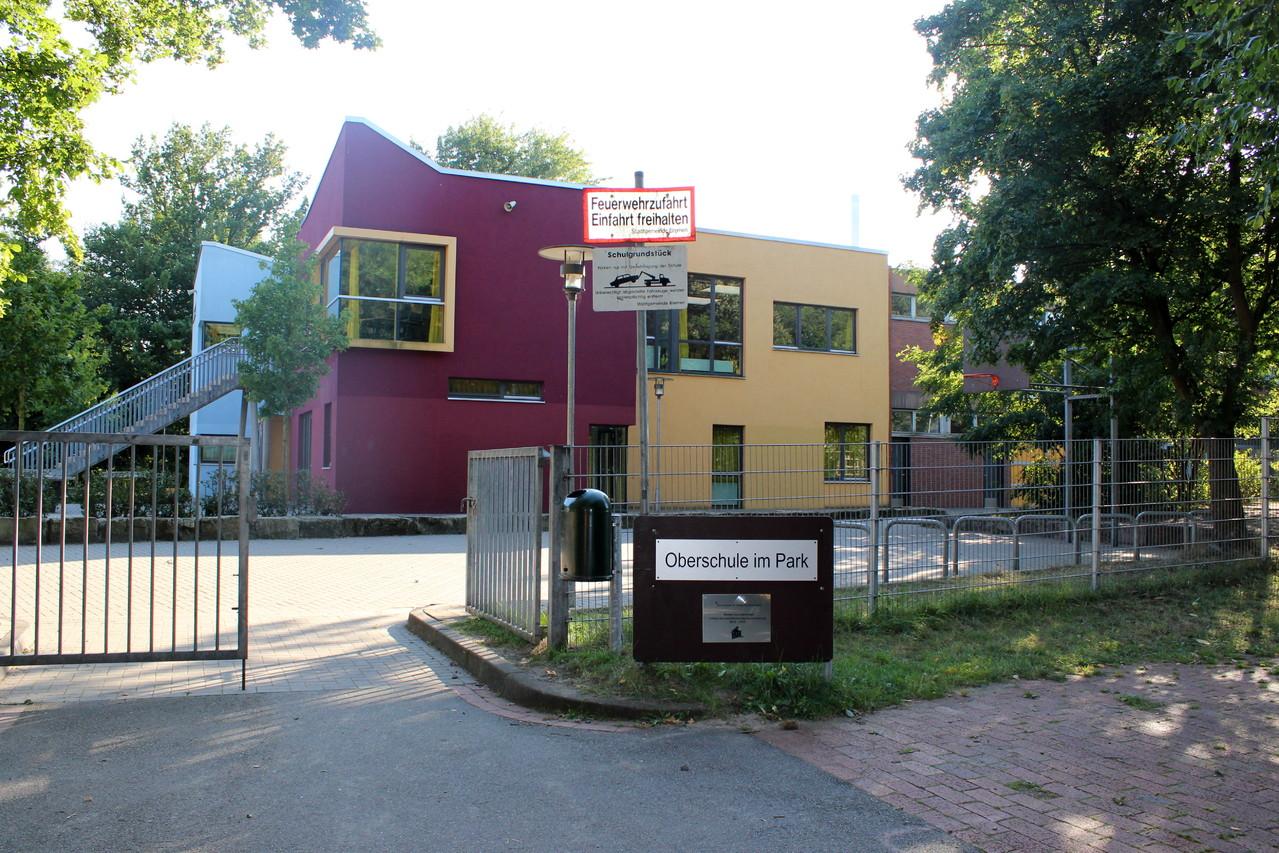 "Ganztagsschule ""Oberschule im Park"""