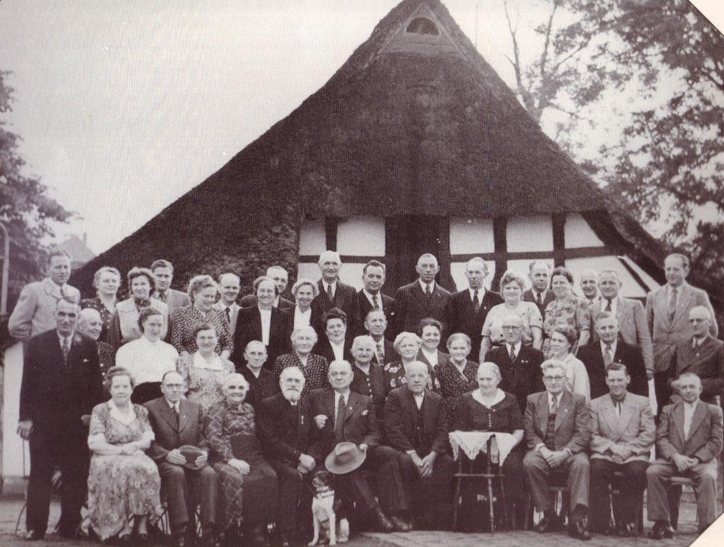 Dorfschänke, 1954