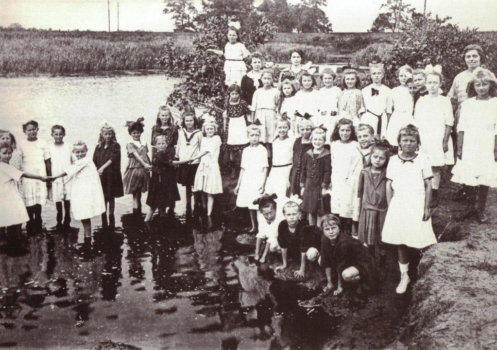 Grambker See, 1925/26