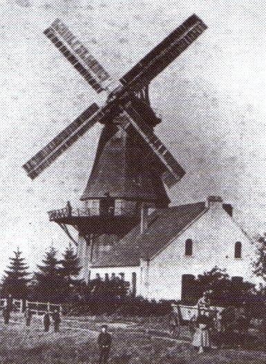 Oslebshauser Mühle, 1962
