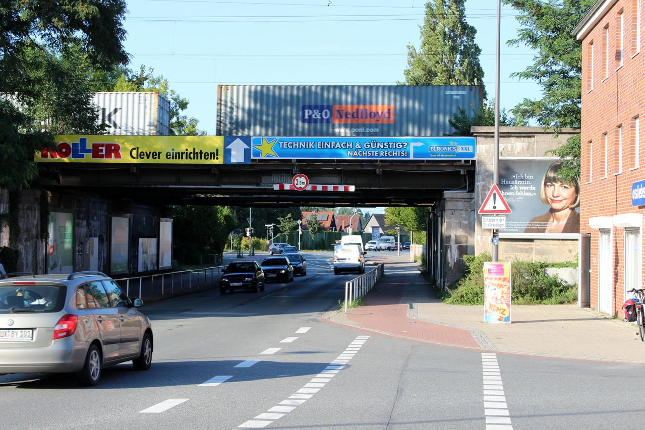 Das Tor nach Oslebshausen