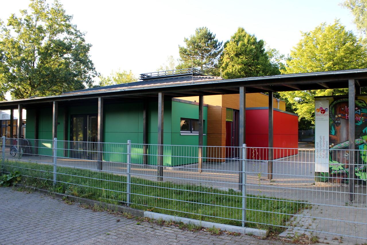 Kinder- und Familienzentrum Auf den Hunnen (Kindertagesstätte)