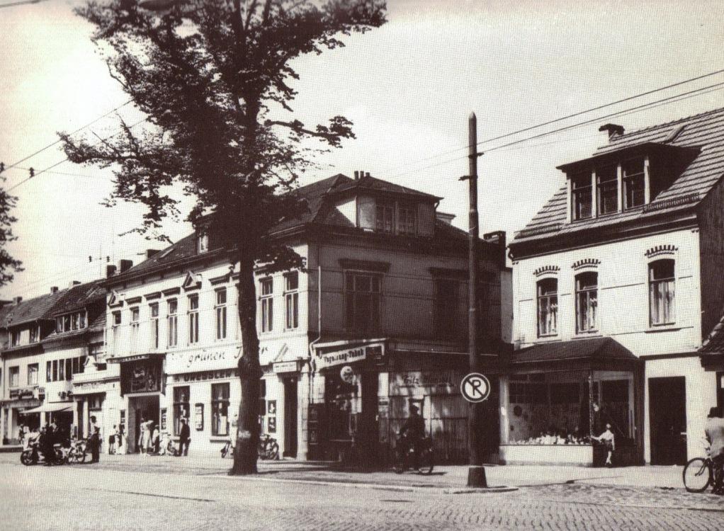 """""""Oslebshauser Landstraße Nr. 125"""", -Der Grüner Jäger-, 1960"""
