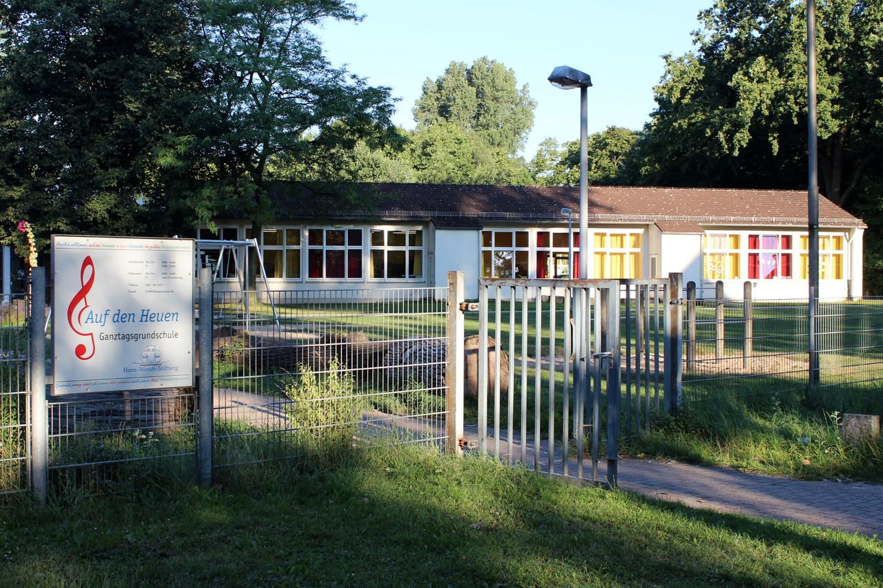 """Ganztagsgrundschule """"Auf den Heuen"""""""