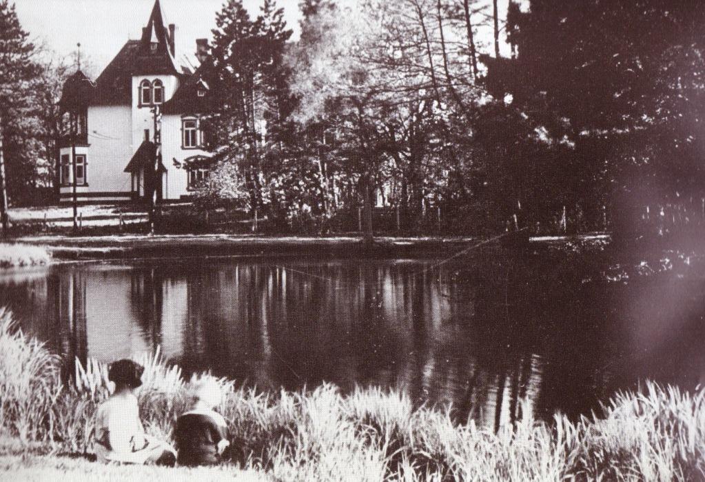Korffs Park, 1928