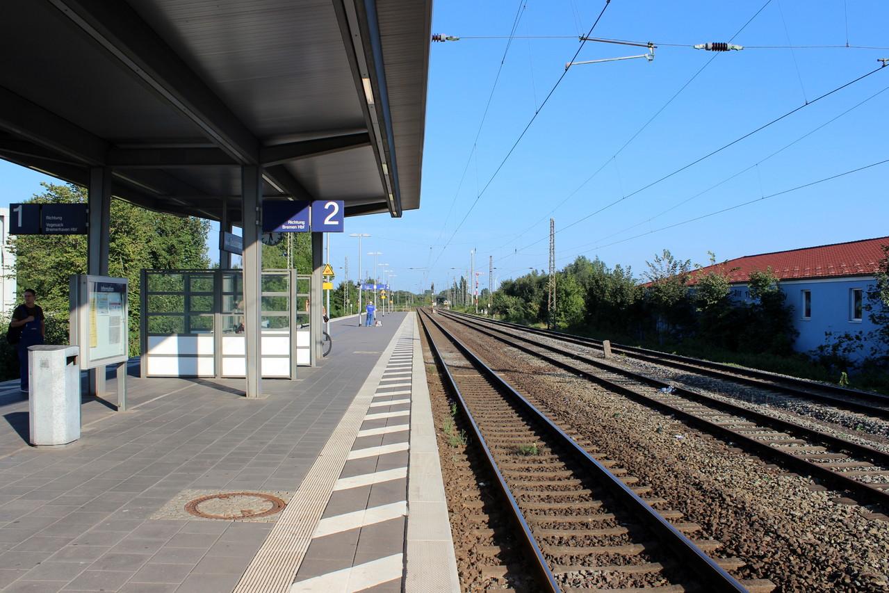 Bahnhof Oslebshausen