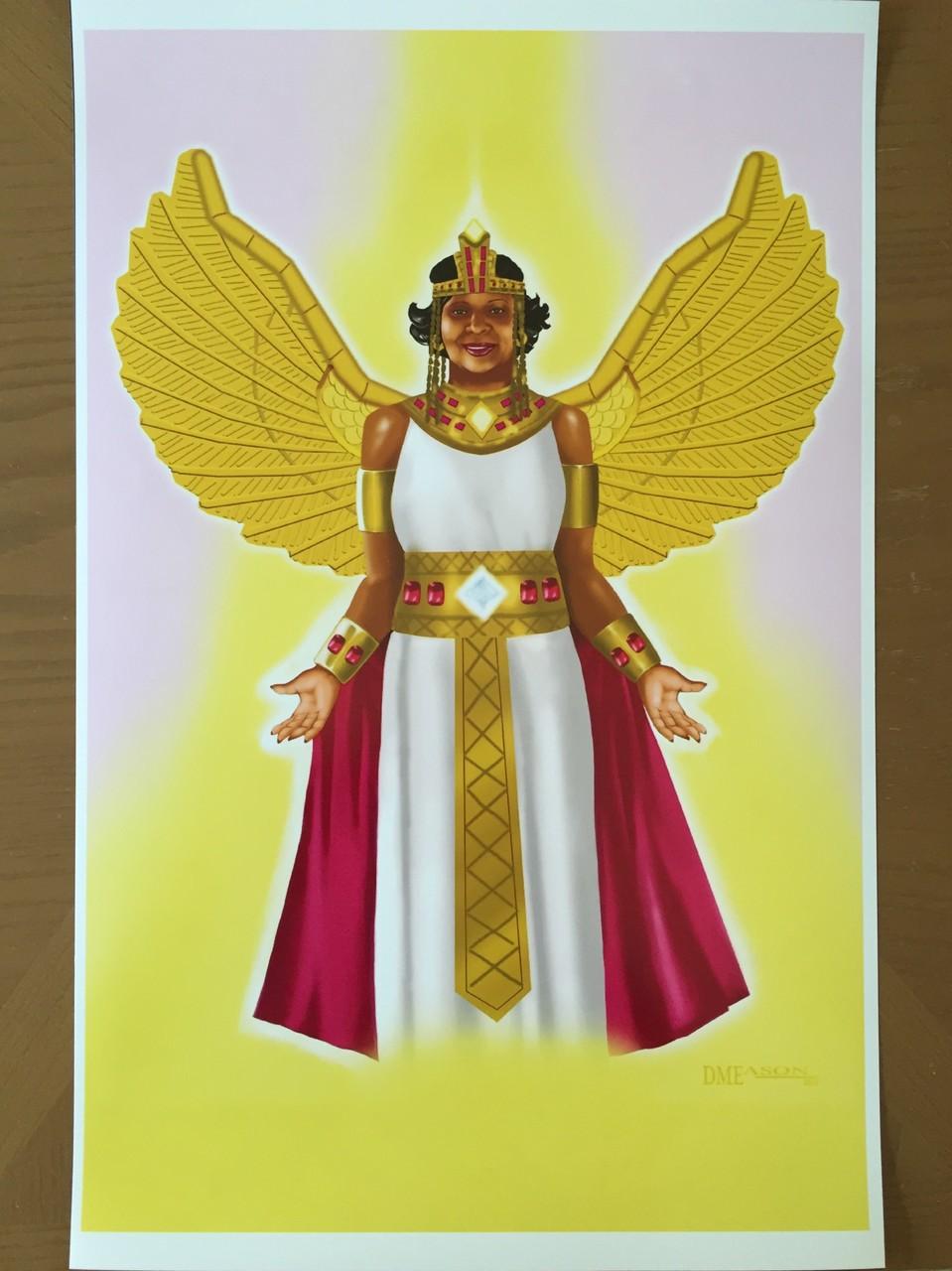 Goddess Print