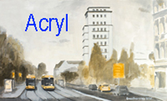 bildende kunst acryl acrylmalerei malerei enno franzius bildergalerie