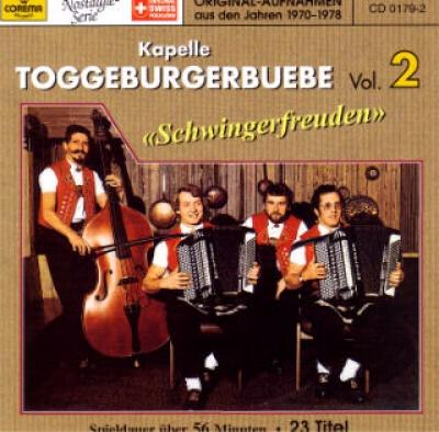 Toggenburgerbuebe Schwingerfreuden