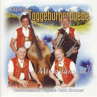 Toggenburger buebe CD