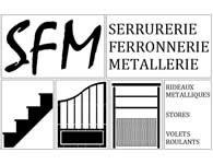 SFM - Serrurerie - Ferronnerie -Métallerie - Saint-Laurent-de-Cuves