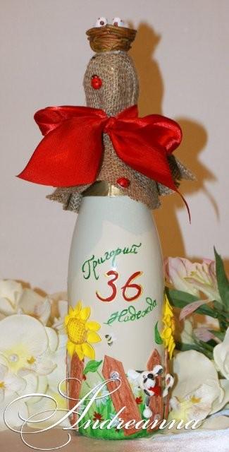 Подарочное шампанское, в любом стиле, от 600 грн