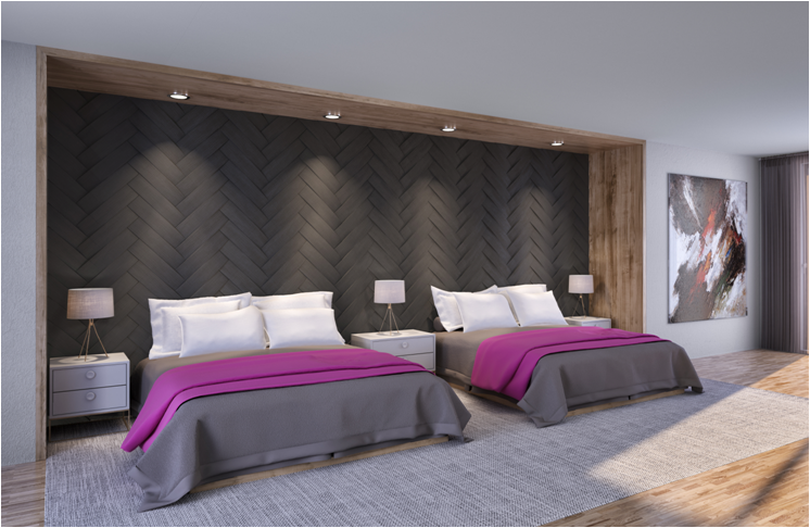 raumakustik verbessern glas design akustik reliefplatten. Black Bedroom Furniture Sets. Home Design Ideas