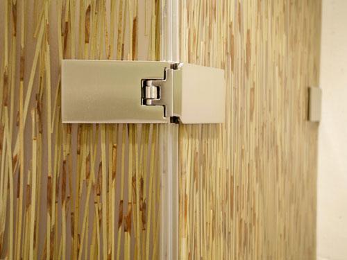 Viele Beschläge lassen sich mit den Lumicor Panels geschmackvoll in Szene setzen.