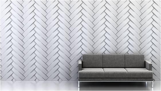 Neue Ideen zur Wandverkleidung mit neuen Produkten von concept & partner