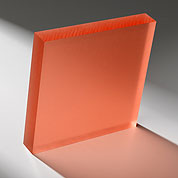 Versato Designpanel Light Orange - matt 15902