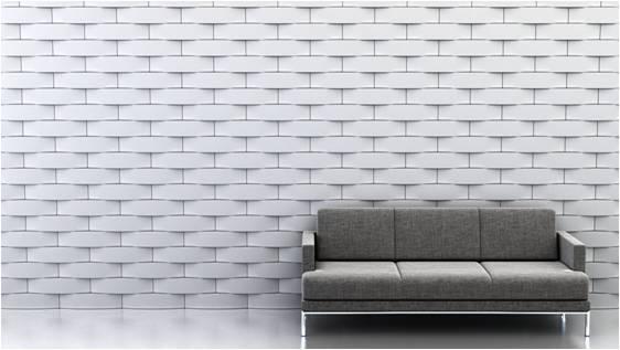 Wandverkleidung leicht gemacht, einfach und günstig und schnell zu installieren.