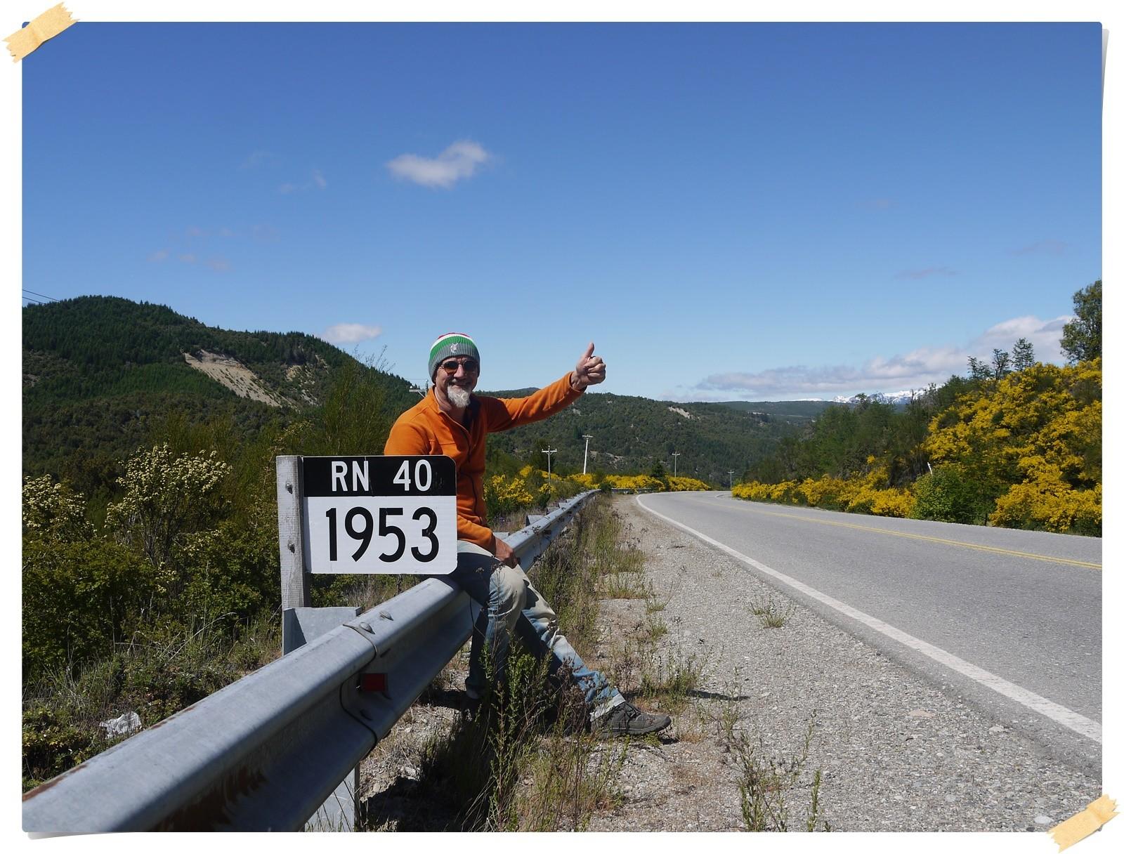 Noch 1953 Km bis Ushuaya