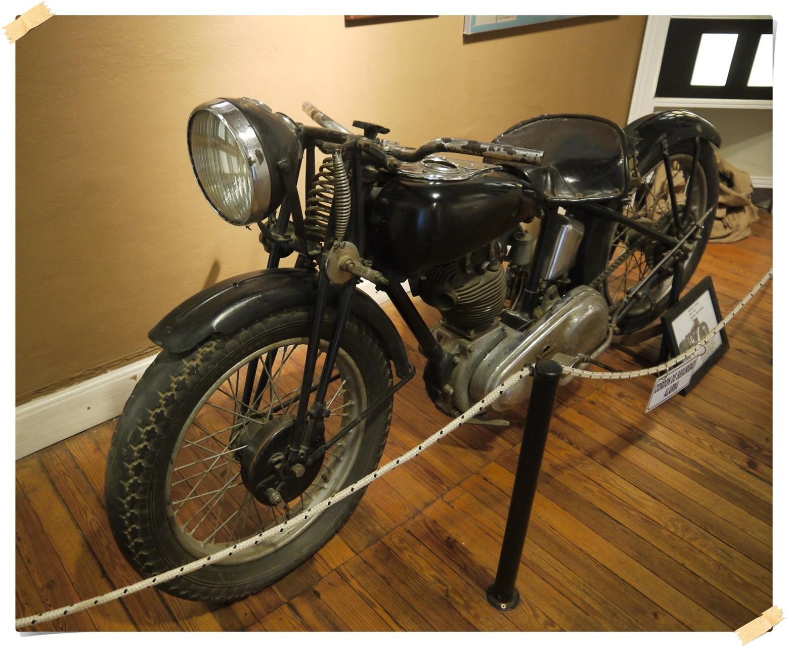 Mit diesem Motorrad durch ganz Südamerika
