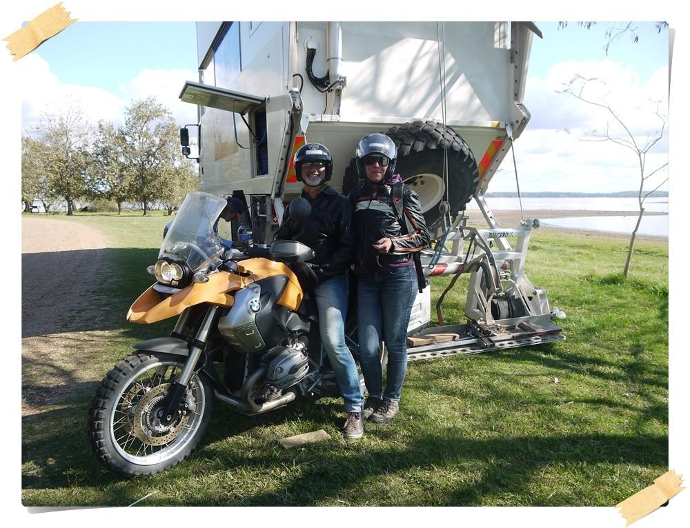 Wieder am Motorrad - Ausflug nach Salta