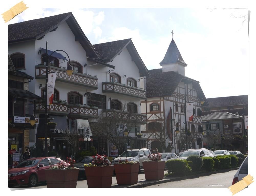 Gramado - Tirol auf Brasil