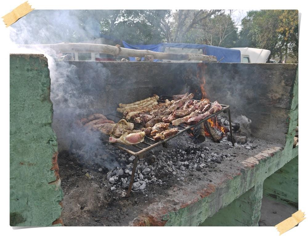 So grillt man in Uruguay
