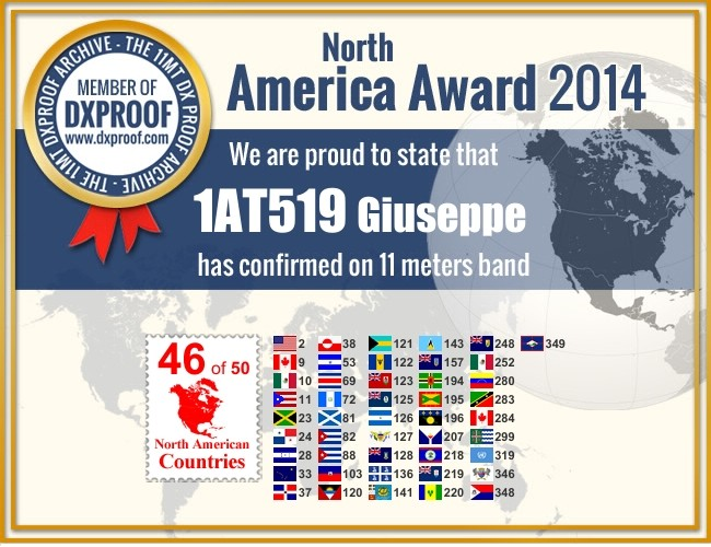 AWARD NORTH AMERICA