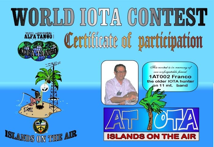 WORLD  IOTA  CONTEST