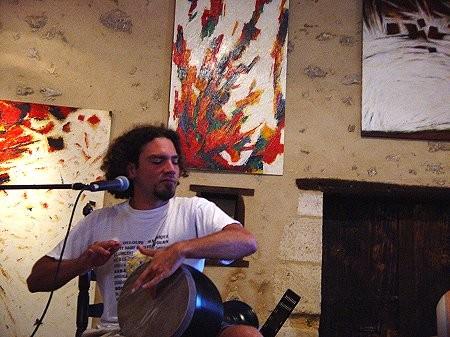 Concert de Zarb: Bruno Talavera, percussions