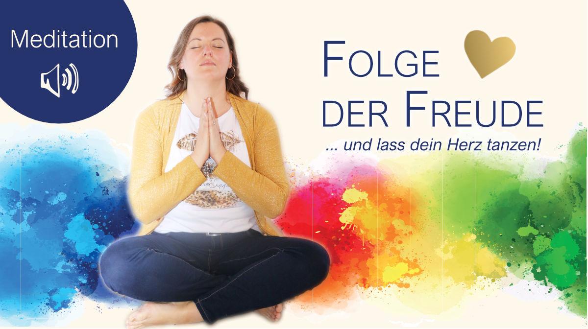 Meditation und Kraftgebet