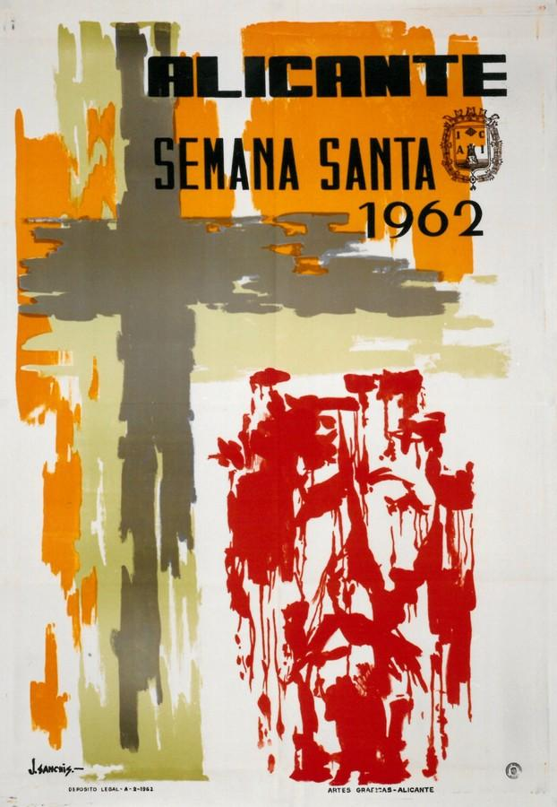 1962 · JUAN BAUTISTA SANCHIS BLASCO
