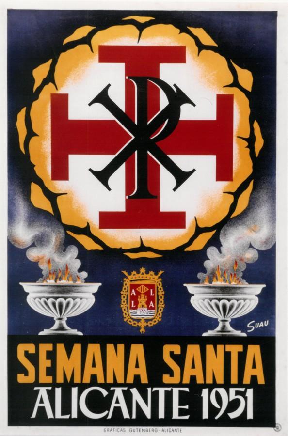 1951 · ANTONIO SUAU MARTÍNEZ