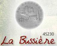 La Bussière, site sur lequel se dérouleront les épreuves.