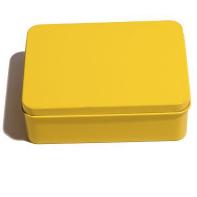 Geschenkbox gelb mit persönlicher Lasergravur