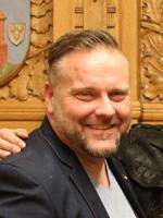 Thomas Rusch Förderkreissprecher Wirtschaftsjunioren Halle