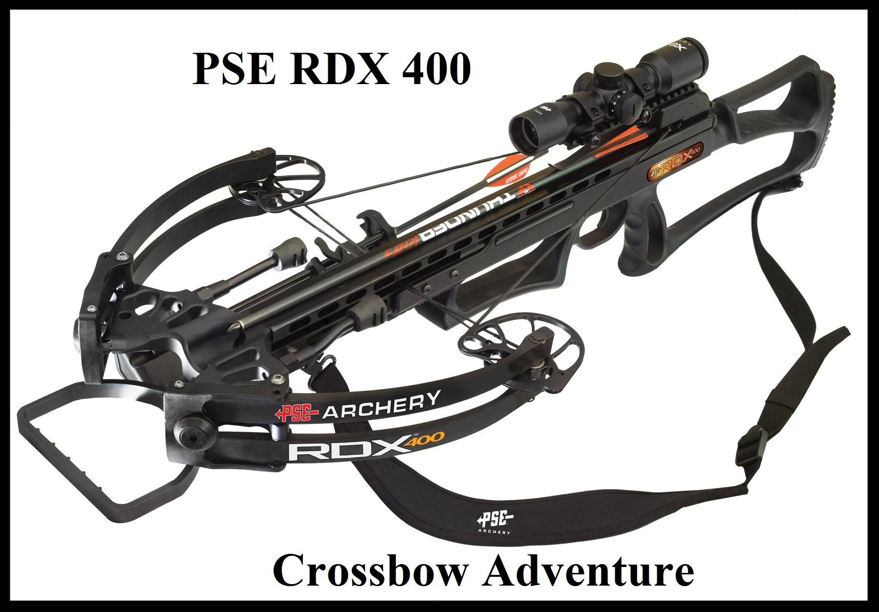 Armbrust PSE RDX 400