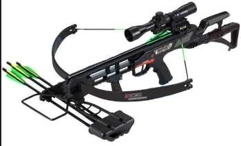 hori zone spezial opps 149 crossbow adventure. Black Bedroom Furniture Sets. Home Design Ideas