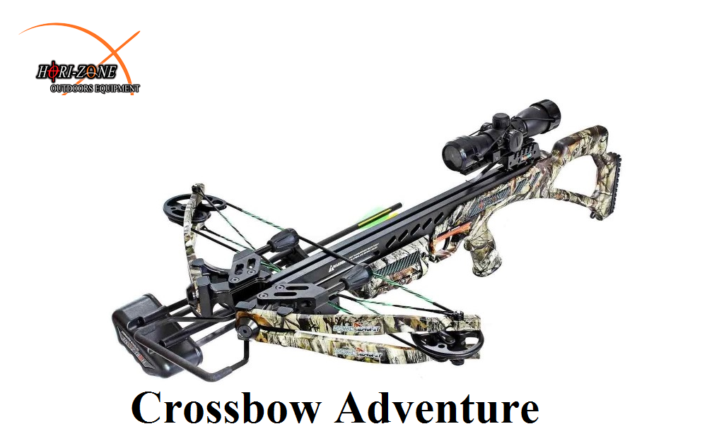 hori zone alpha xt 339 crossbow adventure. Black Bedroom Furniture Sets. Home Design Ideas