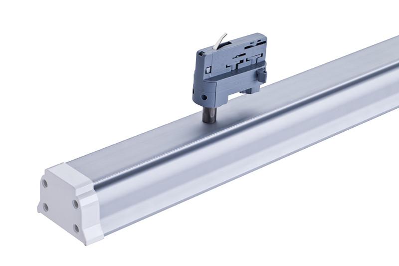 Lichtleiste mit 3-Phasen Adapter * 60 Watt * 150 cm * Ausstrahlwinkel 100° * 6.000 lm