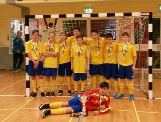 Sieger C-Jugend: HSC I