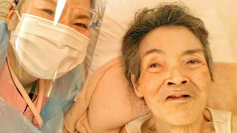 喜びを見つけよう❗(さくらんぼ,訪問看護・福岡/レインボーアース)
