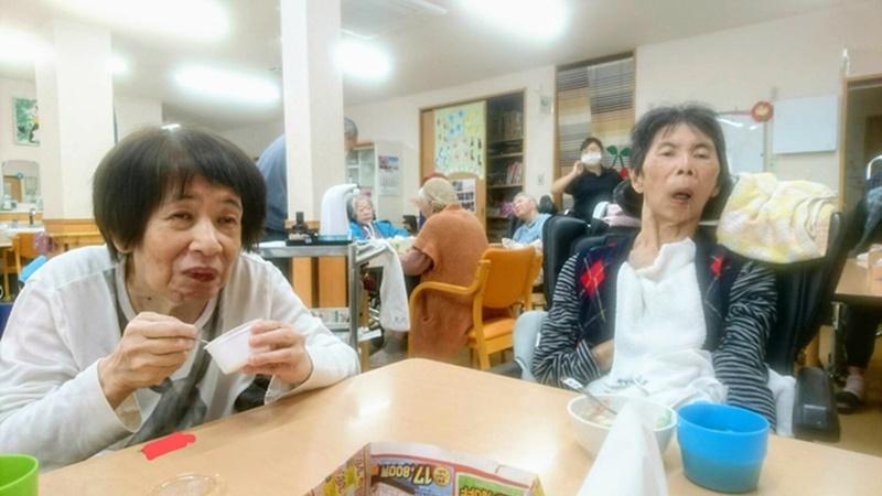 月日の流れ(さくらんぼ,訪問看護・福岡/レインボーアース)
