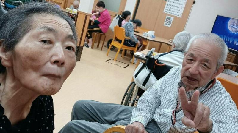 やっぱり笑顔(さくらんぼ,訪問看護・福岡/レインボーアース)